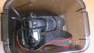 カメラ用ドライボックス KMC-40レビュー