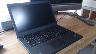 【準備】ThinkPad x260 FHD化計画