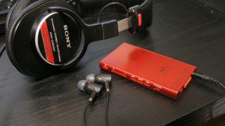 Walkman NW-A35 レビュー