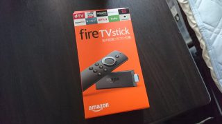 Fire TV Stick レビューと活用法