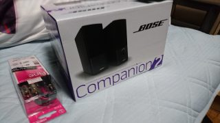 Bose Companion 2 Series III レビュー